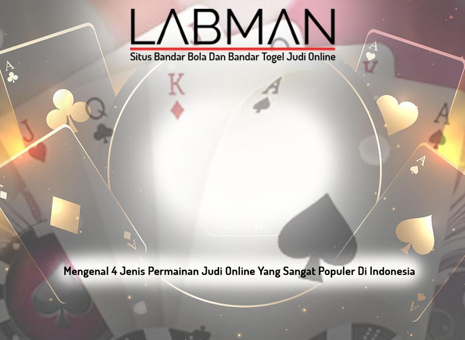 Judi Online - Situs Bandar Bola Dan Bandar Togel Judi Online - LABMAN